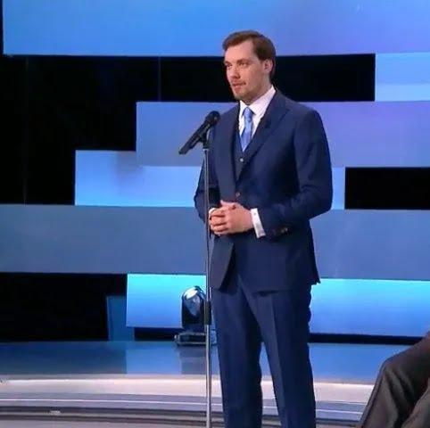 """Гончарук та Бойко влаштували перепалку в ефірі через """"дерибан"""""""