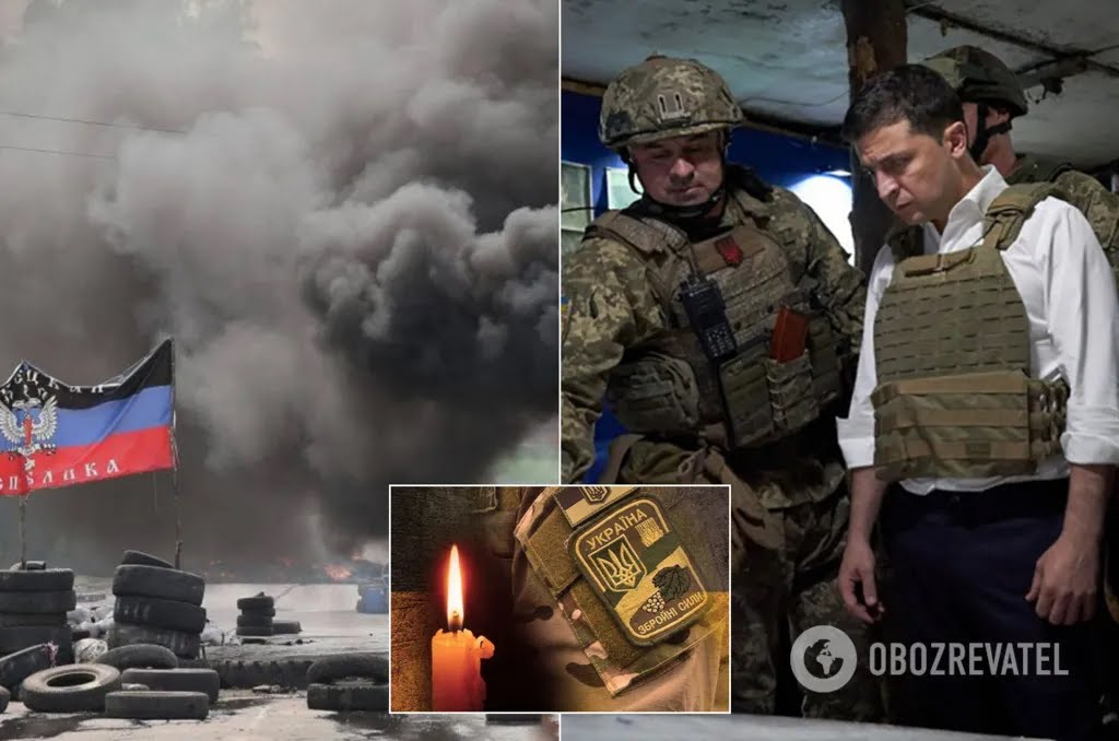 Зеленський: від початку 2020 року на Донбасі загинули 11 бійців