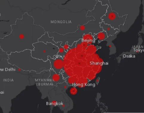 Коронавирус в Китае и других странах