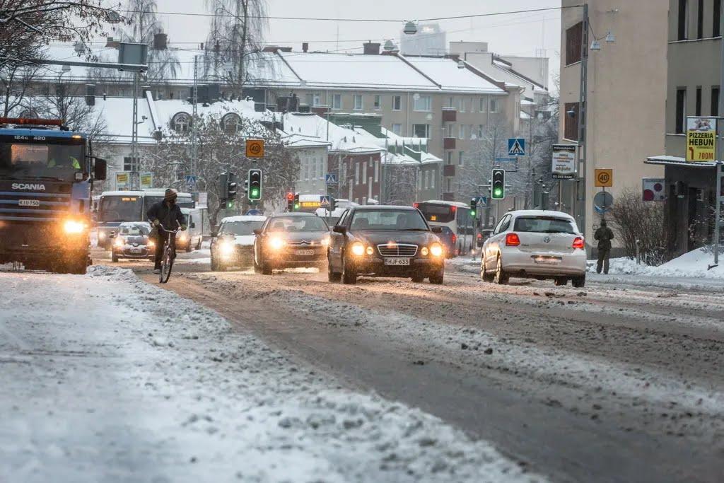 Зимой стоит прислушиваться к прогнозам синоптиков