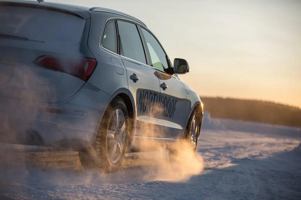 Эксплуатация авто зимой требует максимальной концентрации внимания