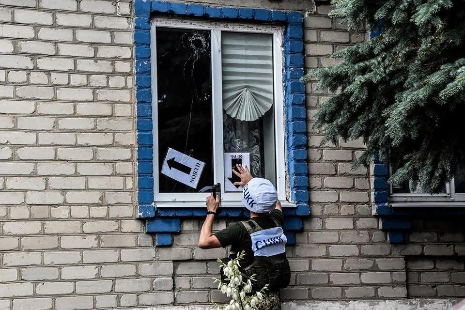 Подробиці обстрілу терористами Новолуганського