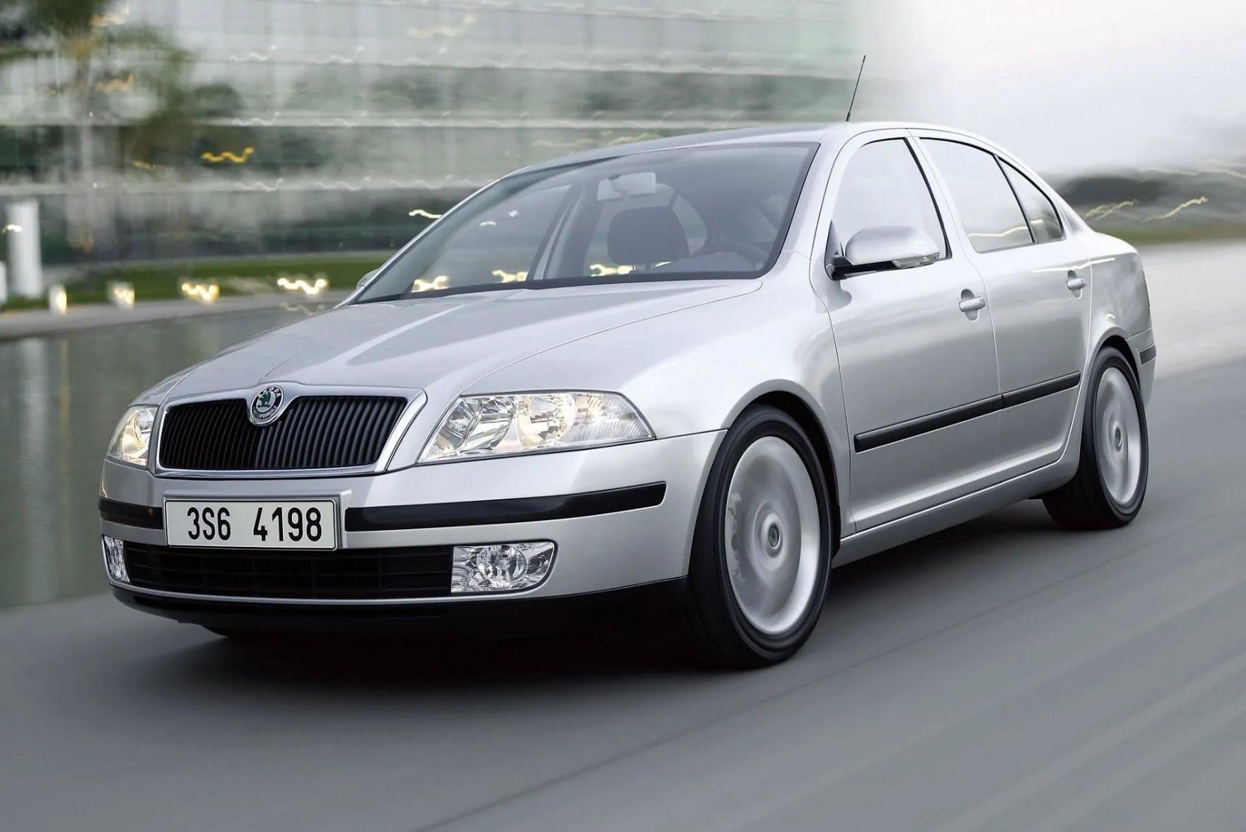 Skoda Octavia залишається популярним вживаним авто в Україні.