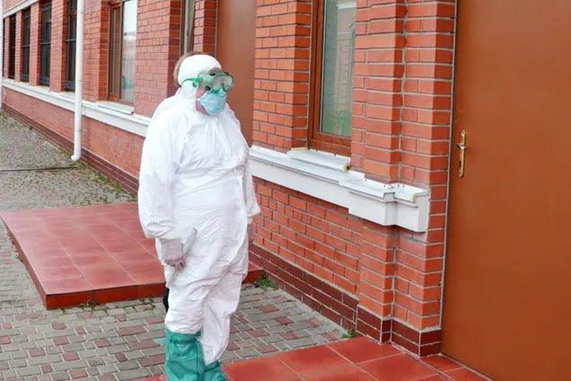 Одеська інфекційна лікарня