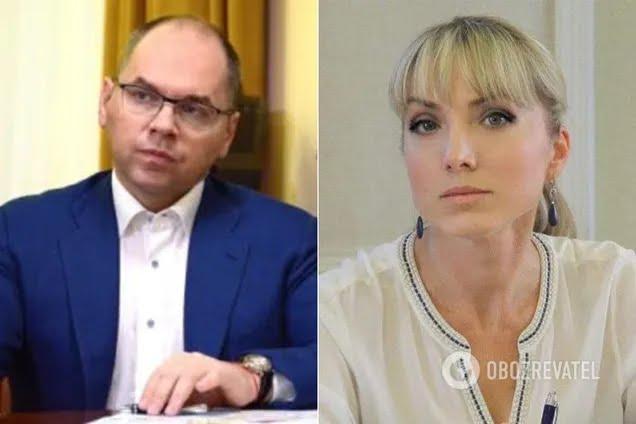 Максим Степанов і Ольга Буславець